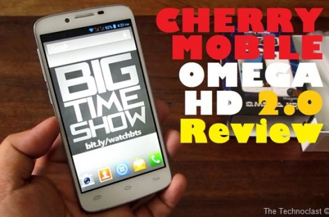 Cherry Mobile Omega HD 2.0 Review–Local Cameraphone's Quad-Core Sequel For PHP8k