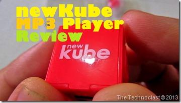 newKubeMP3PlayerReview