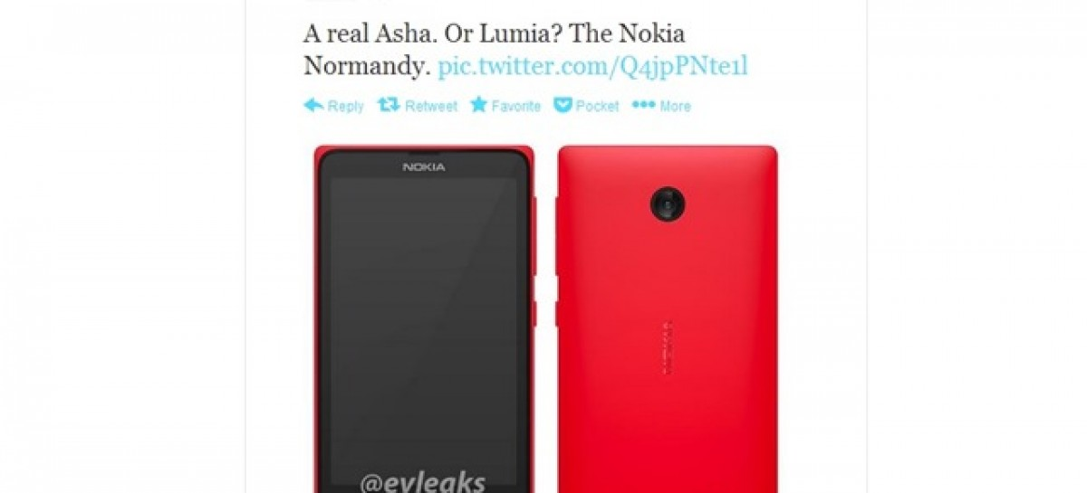Nokia Normandy Is The Finnish Company's Low-Cost Android Prototype?
