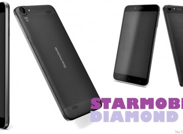 Octa-Core Starmobile Diamond X1 Is Likely The Intech i17–Here's All Of It's Specs & Price