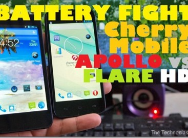 Cherry Mobile Apollo vs. Cherry Mobile Flare HD–Which One Has Better Battery Life?