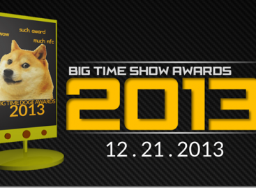 We Present The Best Gadgets Of The Year In Our Big Time Show Awards 2013 Panel