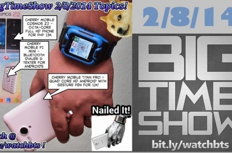 BTS 2/8/2014–Cherry Mobile Cosmos Z2, Titan Pro, P1 Mini, Sony VAIO, & More!