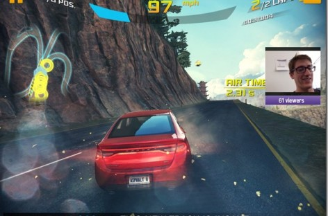 Asphalt 8 On iOS Becomes First Game With Live Twitch Streaming Built Into The App