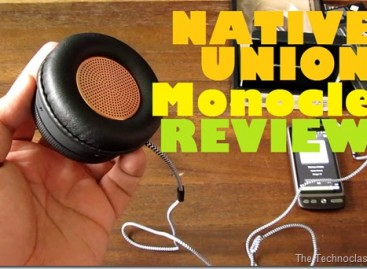 Native Union Monocle Review–Unique Headphone & Speakerphone For P2,250