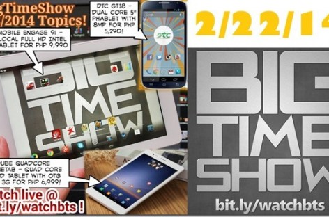 BTS 2/22/2014–Starmobile Engage 9i, DTC GT18, Qube Quadcore Phonetab, & Stuffs