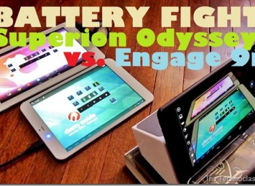 Battery Fight! Cherry Mobile Superion Odyssey Vs. Starmobile Engage 9i