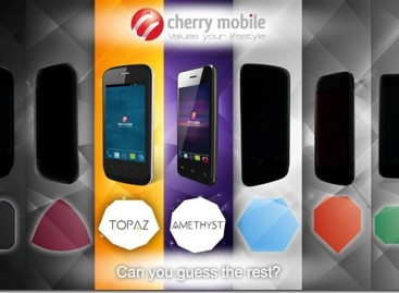 Cherry Mobile Introduces Topaz & Hidden Treasures Line–Budget Droids For PHP 2,299