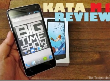 "Kata M1 Review–Turbo Quad-Core 5.7"" Full HD Phablet With Stock Android For PHP 9,999"