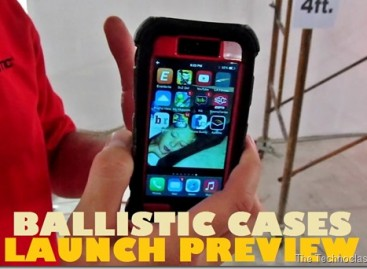 Ballistic Cases Launched–Rugged Line Of Protection For iPad, iPhone & Galaxy Devices
