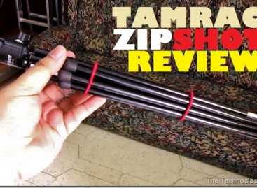 Tamrac Zipshot Tripod Review–Quick Deploy Lightweight Tripod For Small Cameras