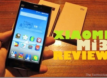 Xiaomi Mi3 Review–Quad-Core Snapdragon 800-Powered Flagship For Only PHP 10,599