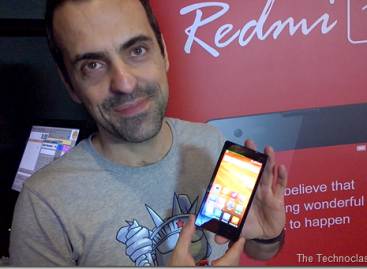 """Xiaomi Redmi 1S Launch Preview–Quad-Core 1.6Ghz With 4.7"""" HD Display For Only P5,599!"""