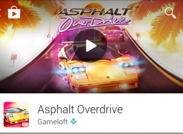 Asphalt Overdrive Quick Look–Free Racing Game On Android, iOS, & Windows Phone