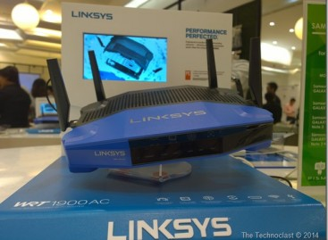Linksys Launch WRT1900AC Router With Monster Specs For PHP 14,999