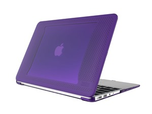 T21-3260 - Tech21 Impact Snap MacBook Air 11 - Purple - 11