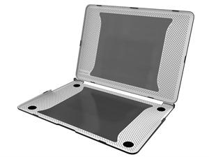 T21-3261 - Tech21 Impact Snap MacBook Air 13 - Black - 12