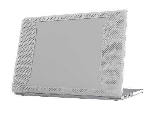 T21-3710 - Tech21 Impact Snap MacBook 15 Pro - Clear - 11