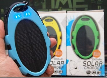 Win A JuiceItPH Rugged 5,000mAh Solar Powerbank In Our BTS Raffle!