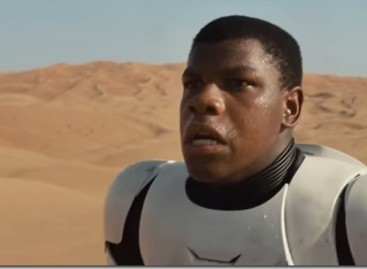 Star Wars Episode 7 Trailer Is Out–Maybe Black Dude Isn't Just A Stormtrooper