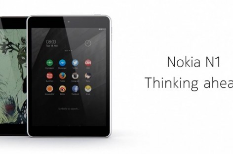 Rafid Fire News: Nokia Makes A Comeback With N1 Tablet Running Android 5.0 Lollipop