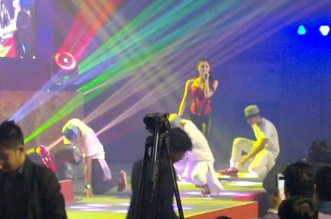 "Kim Chiu ""Break Free"" Song / Dance – Cherry Mobile 2014 Dealers' Night"