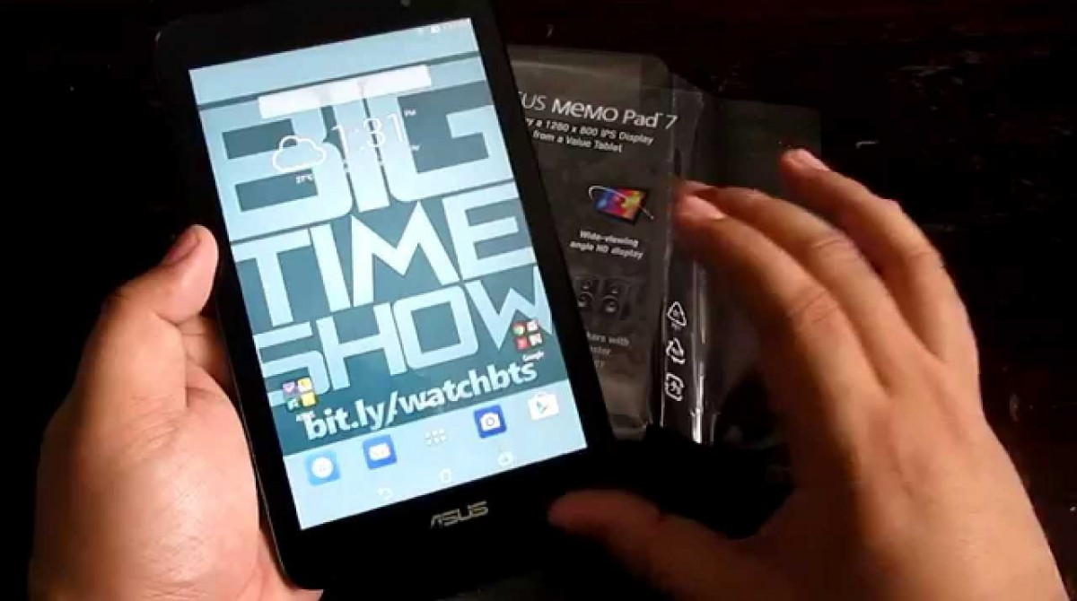 Asus MeMO Pad 7 Review (ME176CX) – Quad-Core Atom Tablet For Only PHP 6,995