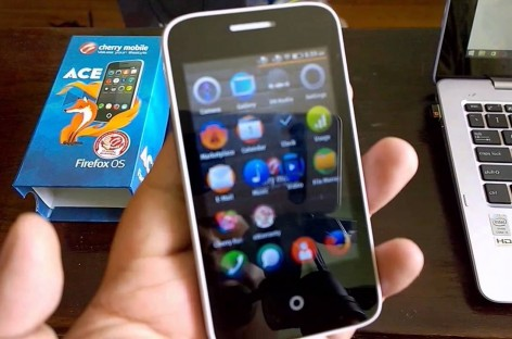 Cherry Mobile Ace Unscripted Unboxing – Firefox OS Smartphone For Only PHP 999