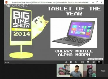 Big Time Show Awards 2014 – Best Phones, Tablets, & Gadgets Of The Year!