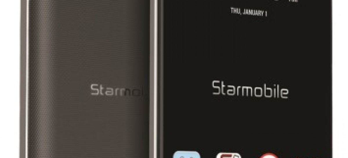 CMKCellphones Announces Availability Of Starmobile Knight X For PHP 15,990 SRP