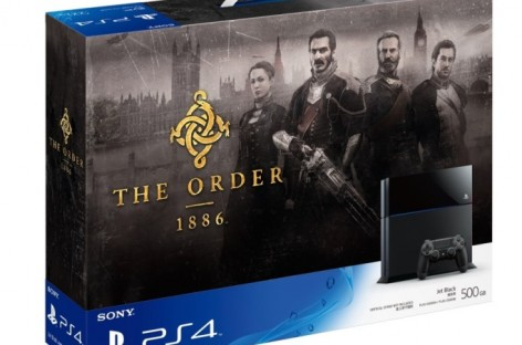 "PlayStation 4 Exclusive Game ""The Order: 1886"" To Shoot Up Monsters February 20"