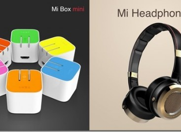 Xiaomi Accessories Also Announced–New Mi Headphones & Mi Box Compact Android TV