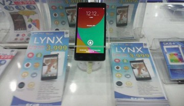 SKK Mobile Lynx Also Available Tomorrow – Most Affordable HD Octa-Core At PHP 3,999