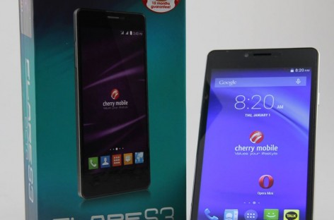 Cherry Mobile Flare S3 Octa Up For Grabs Tomorrow For Only PHP 4,499