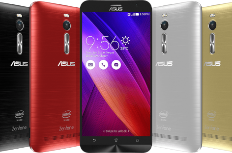 Asus To Create Qualcomm & MediaTek Versions Of Upcoming Zenfone 2