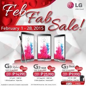 Feb Fab Sale