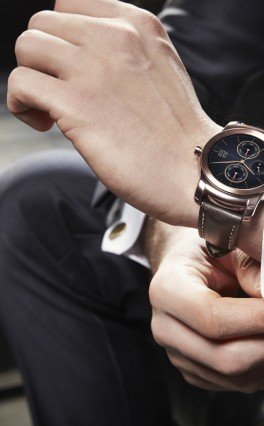 LG Watch Urbane Is A Designer Android Wear Smartwatch On Steroids