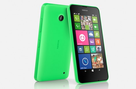 Grab A Lumia 630 This February & Get A Nokia 105 Free!