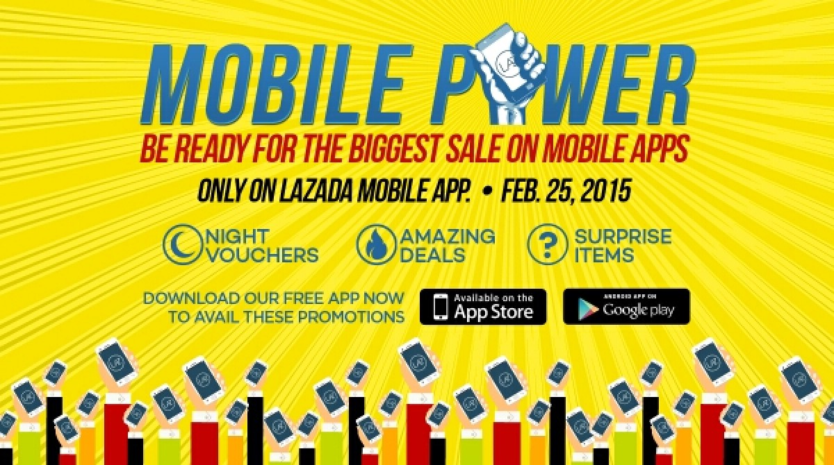 Lazada Mobile Sale Tomorrow Includes Cherry Mobile Me Vibe For Only P3k