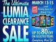 Massive Nokia Sale Tomorrow At TechBox Pasong Tamo – 80% Off!