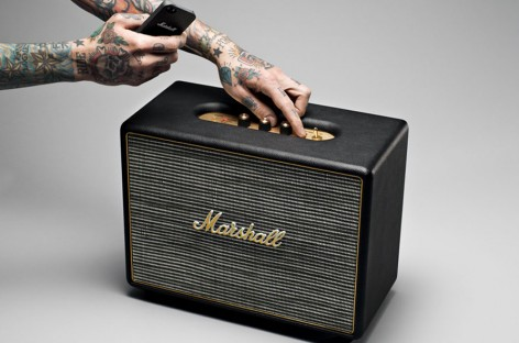 Marshall Launches New Rock-Inspired In-Ear Headphones & Speakers
