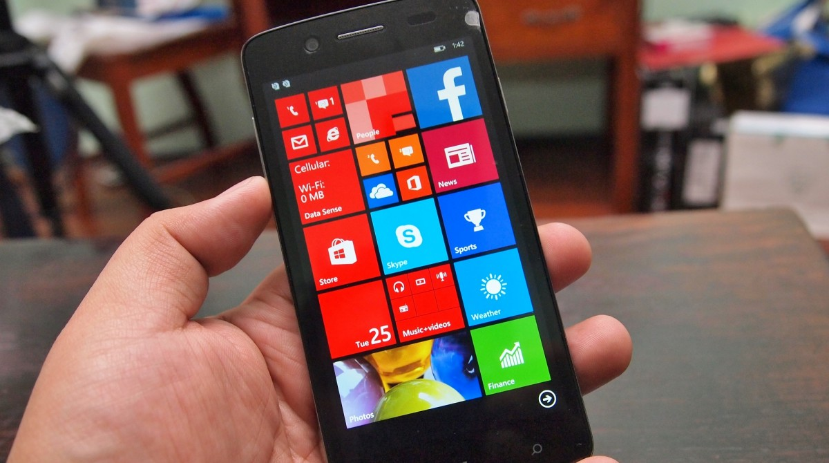 Cherry Mobile Alpha Luxe Review – Quad-Core Windows Phone With HD Dragontrail For 4k!