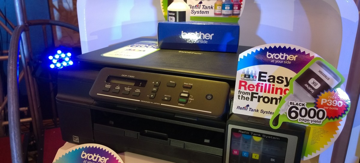 Brother Launches Refill Tank Based Multi-Function Printers Capable Of 6,000 Pages Per Refill