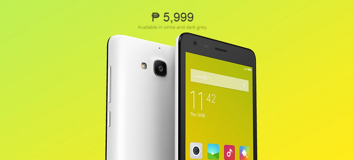 Xiaomi Philippines Teases & Prices Redmi 2 & Mi Pad; Expected Soon