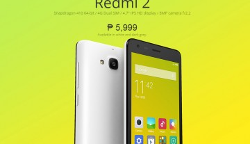 Xiaomi Philippines Teases & Prices Redmi 2 & Mi Pad; Expected Soon