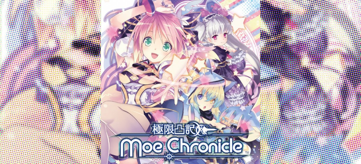 Moe Chronicle / Moero Chronicle Out Now – A Touchy Feely PS Vita JRPG