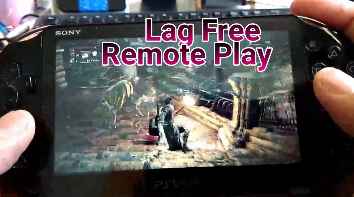 Play PS4 Games On Your Vita / Vita TV / Xperia Virtually Lag Free (Our Remote Play Setup)