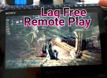 Play PS4 Games On Your Vita / Vita TV / Xperia Virtually Lag Free (Our Remote Play Setup)