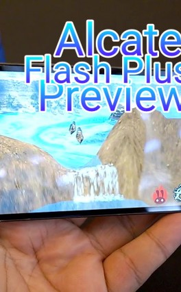 Alcatel One Touch Flash Plus Launch Preview – 64-Bit Octa-Core With 5.5″ HD Display For Only PHP 6,490
