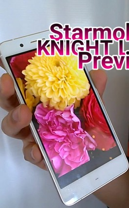 Starmobile Knight Luxe Launch Preview – Premium AMOLED Octa-Core With ISOCELL Camera For PHP 7,690